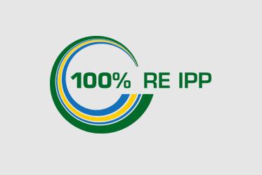 Logo 100% RE IPP